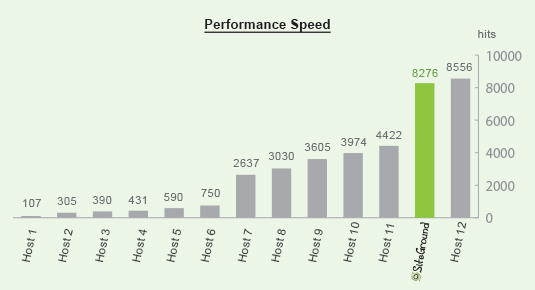 SiteGround general performance speed